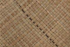 Fondo tailandese tradizionale della natura del modello di stile di handic marrone Immagine Stock