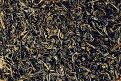 Fondo-taza con té chino negro imágenes de archivo libres de regalías