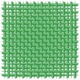 Fondo tejido del vector del verde de la hoja del coco ilustración del vector