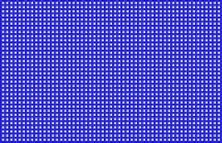 Fondo tessuto blu e bianco di Basketweave Fotografia Stock Libera da Diritti