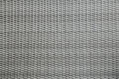 Fondo tessuto grigio della tessitura Fotografia Stock
