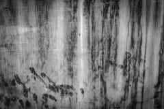 fondo/textura plateados de metal del grunge Fotos de archivo libres de regalías
