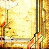Fondo Textured ilustración del vector