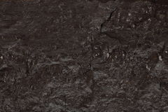 Fondo textured carbón negro Fotografía de archivo