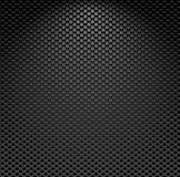 Fondo textured metálico ilustración del vector