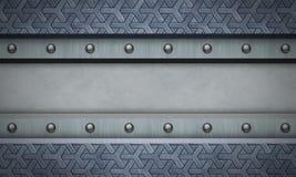 Fondo Textured metal Imágenes de archivo libres de regalías