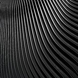 Fondo textured negro abstracto. Fotografía de archivo libre de regalías