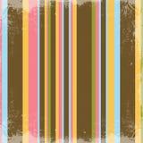 Fondo Textured rayas retras felices Imagenes de archivo