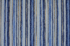 Fondo textured tela azul fotos de archivo