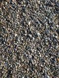 Fondo texturizado coloreado multi de la piedra del adoquín Fotos de archivo
