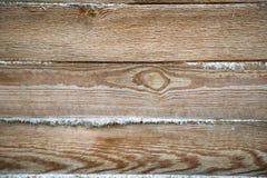 Fondo texturizado de la madera Tableros del pino para el constructio de la casa Fotos de archivo libres de regalías