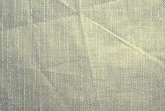 Fondo texturizado de la materia textil natural gris imagen de archivo libre de regalías