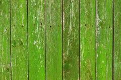 Fondo texturizado de madera de tableros verdes claros Fotos de archivo