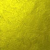 Fondo texturizado del encanto del oro Foto de archivo