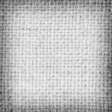 Fondo texturizado marrón de la harpillera Fotos de archivo