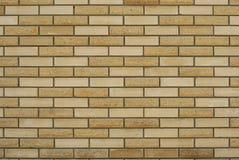 Fondo texturizado pared de ladrillo de Brown imagen de archivo libre de regalías