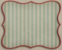 Fondo texturizado vintage con el marco. Foto de archivo libre de regalías