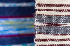 Fondo tradicional de la alfombra de las lanas Fotos de archivo