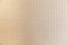 Fondo tradicional japonés de la textura de la estera del piso de tatami fotografía de archivo libre de regalías
