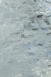 Fondo trasparente del ghiaccio Fotografie Stock