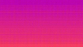 Fondo tremante di arte del pixel Immagini Stock