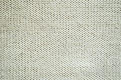Fondo tricottato Gray Immagini Stock