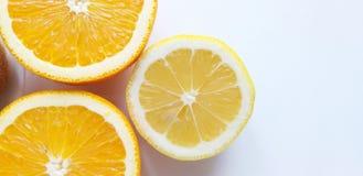Fondo tropical de la fruta anaranjada, fresco foto de archivo libre de regalías