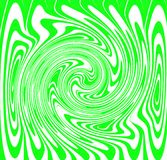 Fondo verde astratto luminoso Fotografia Stock Libera da Diritti