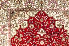 Fondo turco del tappeto Immagini Stock