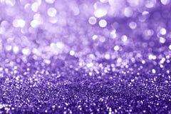 Fondo ultravioletto di scintillio fotografie stock