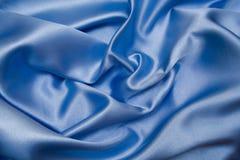 Fondo una tela de seda Fotografía de archivo