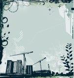 Fondo urbano libre illustration
