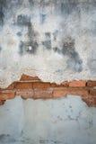 Fondo urbano de la pared Imágenes de archivo libres de regalías