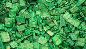Fondo urbano di legno, verde immagine stock libera da diritti