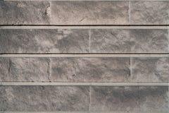 Fondo urbano naturale di alta risoluzione perfetto del muro di mattoni Fotografie Stock Libere da Diritti