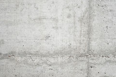 Fondo vacío abstracto Foto de la textura natural en blanco del muro de cemento Superficie lavada gris del cemento horizontal foto de archivo