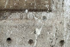Fondo vacío abstracto Textura del muro de cemento Cemento y superficie concreta fotografía de archivo libre de regalías