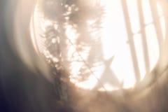 Fondo vago estratto con effetto delle luci fotografia stock libera da diritti