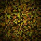 Fondo variopinto astratto del mosaico Fotografia Stock