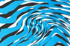 Fondo variopinto astratto geometrico del modello illustrazione vettoriale