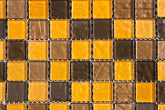 Fondo variopinto del mosaico Immagine Stock