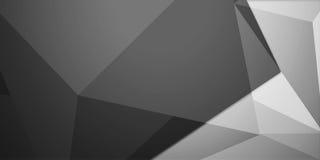 Fondo variopinto del triangolo dell'estratto variopinto astratto del fondo Fotografia Stock