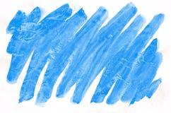 Fondo variopinto dell'acquerello del turchese di verde blu per wallpape fotografia stock