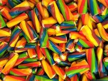 Fondo variopinto della caramella dolce Immagine Stock