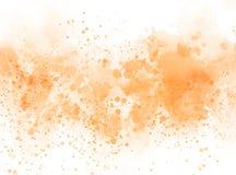 Fondo variopinto della pittura dell'illustrazione dell'acquerello di struttura della bella spazzola astratta royalty illustrazione gratis