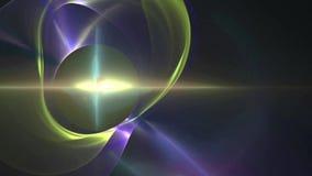 Fondo variopinto di moto dell'estratto del modello della galassia illustrazione vettoriale