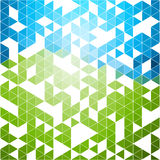 fondo variopinto di vettore del mosaico royalty illustrazione gratis
