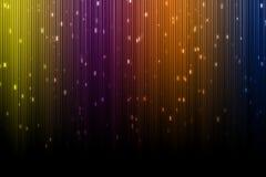 Fondo variopinto, il colore dell'aurora borealis Fotografia Stock Libera da Diritti