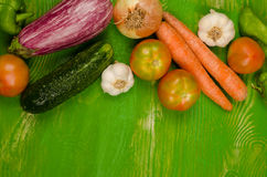 Fondo vegetal Imagenes de archivo