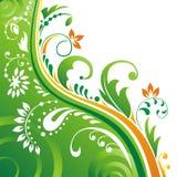 Fondo vegetativo. libre illustration
